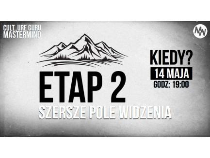 Webianar: ETAP 2 - Szersze pole widzenia