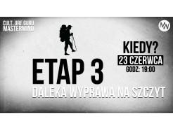 Webinar ETAP 3 - Daleka wyprawa na szczyt