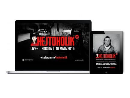 HEJTOHOLIK LIVE+