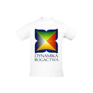 Koszulka Dynamika Bogactwa Męska
