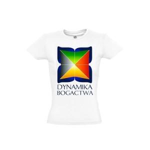 Koszulka Dynamika Bogactwa Damska