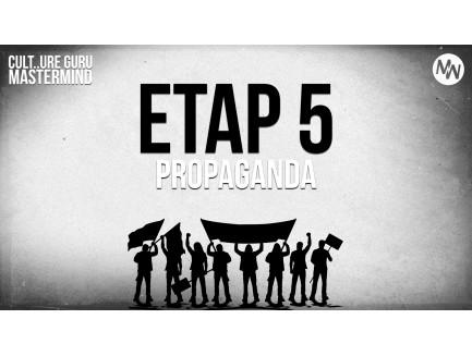 """Webinar Culture Guru - ETAP 5 """"Propaganda"""""""