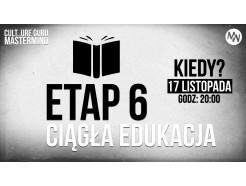 "Webinar Culture Guru - ETAP 6 ""Ciągła Edukacja"""