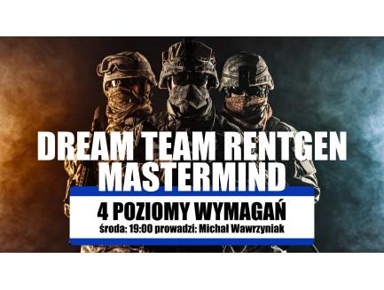 Zapis VOD webinara Dream Team Rentgen: Lista pytań Dream Teamu (przedsprzedaż)
