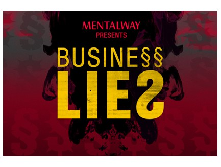 Business Lies Home Study Edition - Wersja Cyfrowa