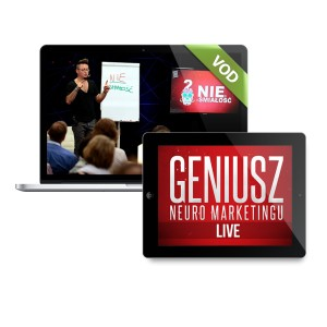 Geniusz Neuro Marketingu LIVE