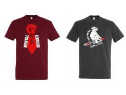"""Koszulka męska """"Mental (R)EVOLUTION"""""""