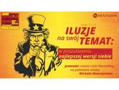 """Webinar MentalMan 1/12 """"ILUZJE"""""""