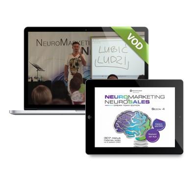 Neuro Marketing & Neuro Sales Sezon 4