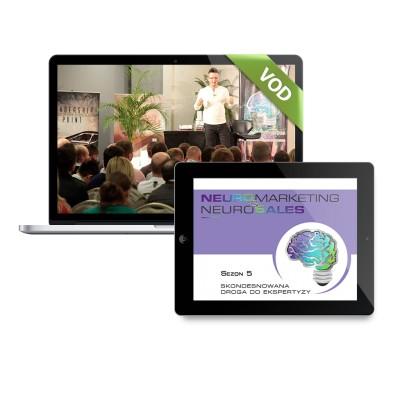 Neuro Marketing & Neuro Sales Sezon 5