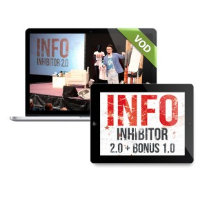 Info Inhibitor 2.0 + BONUS 1.0