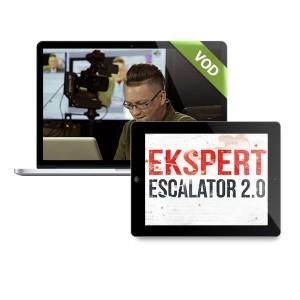 Ekspert Escalator 2.0 + BONUS 1.0