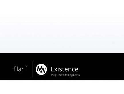 Bilet na szkolenie Filar 1 - Existence