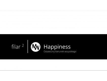 Bilet na szkolenie Filar 2 - Happiness