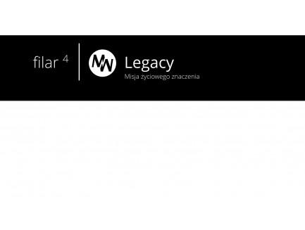 Bilet na szkolenie Filar 4 - Legacy