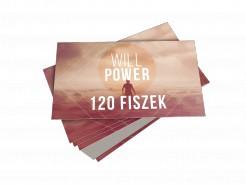 """Zestaw FISZEK """"Will Power"""""""