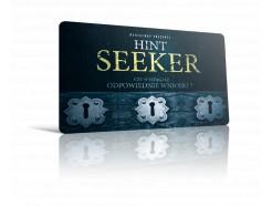 """Bilet na szkolenie """"Hint Seeker"""" - promocja KRMW XXVIII"""