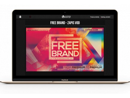 Free Brand Home Study Edition - Wersja Cyfrowa (przedsprzedaż)