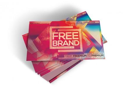 """Zestaw FISZEK """"Free Brand"""""""