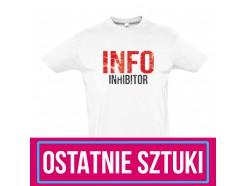 Koszulka Info Inhibitor (męska)