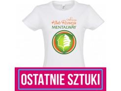 Koszulka Klub Rozwoju MentalWay (damska)