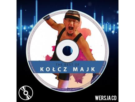 ALBUM CD - The Best of Kołcz Majk (przedsprzedaż)
