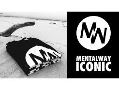 Koszulka damska MentalWay Iconic Classic