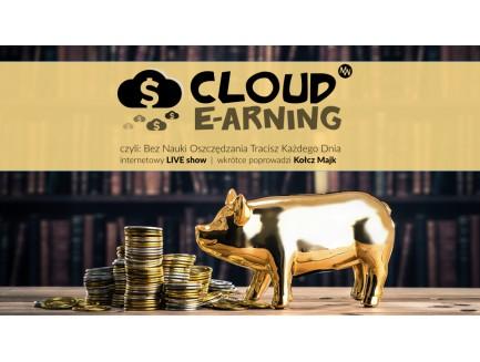 Zapis VOD z LIVE Cloud E-arning - Nowoczesne sposoby zarabiania w XXIw. (przedsprzedaż)