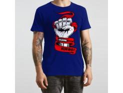 """Koszulka męska """"Jesteśmy Głodni Życia kur#@!"""" (przedsprzedaż)"""