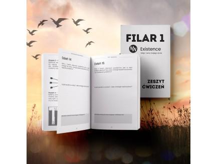 Zeszyt ćwiczeń Filar 1 - Egzystencja - drukowany