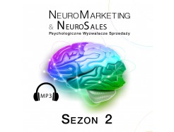 Zapis MP3 ze szkolenia Neuro Marketing & Neuro Sales Sezon 2