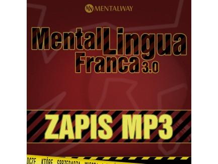 Zapis MP3 szkolenia Mental Lingua Franca 3.0