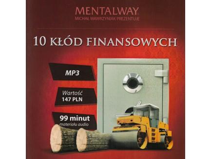 Zapis MP3: 10 Kłód Finansowych