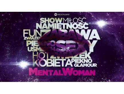 Zapis MP3 szkolenia MentalWoman 2.0