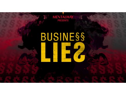 Zapis MP3 szkolenia Business Lies