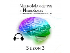Zapis MP3: Neuro Marketing & Neuro Sales Sezon 3