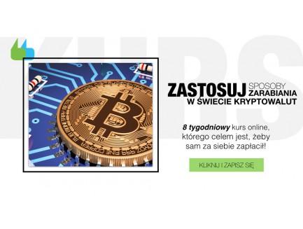 8 tygodniowy kurs online - Crypto Cash