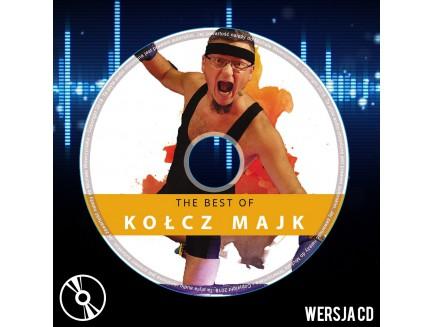 ALBUM CD - The Best of Kołcz Majk vol. 2 (przedsprzedaż)