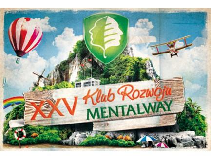 Zapis MP3 ze szkolenia Klub Rozwoju MentalWay XXV - Cele i Marzenia