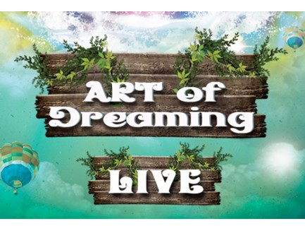 Zapis VOD z live'a Art of Dreaming LIVE