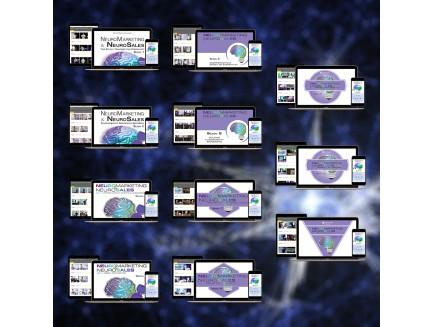 """Pakiet zapisów VOD+ MP3 Neuro Marketing & Neuro Sales """"All in one"""""""
