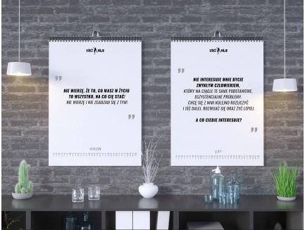 Kalendarz MentalFrame 2019