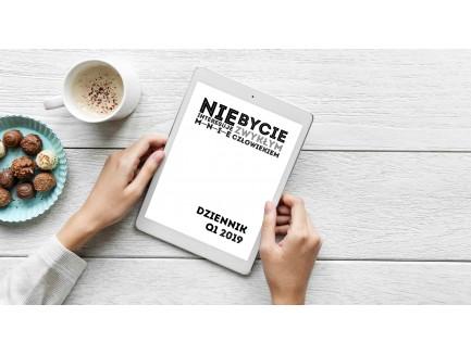 """Dziennik """"MentalWay"""" - Q1 2019 w wersji PDF"""
