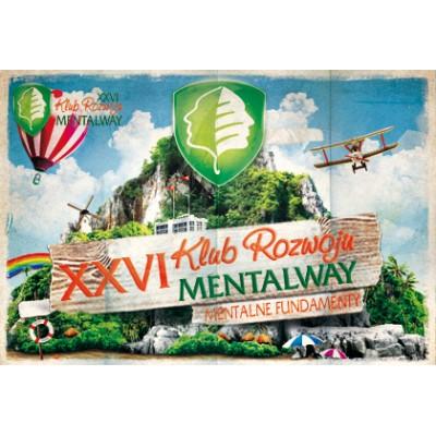 Klub Rozwoju MentalWay XXVI - Mentalne Fundamenty