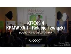 KRMW XVII - Relacje i związki