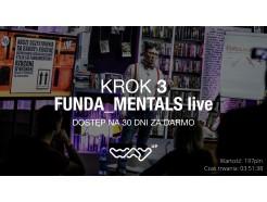 FUNDA_MENTALS live