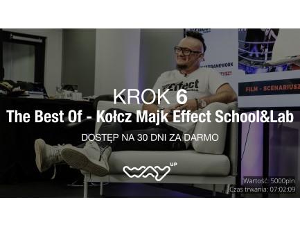 The Best Of - Kołcz Majk Effect School&Lab