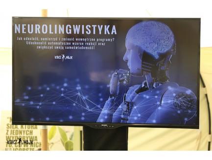 """Bilet na warsztat """"Neurolingwistyka - Poziom 1"""" październik 2019"""