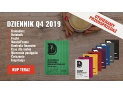 """Dziennik """"MentalWay"""" - Q1 2019 (przedsprzedaż)"""