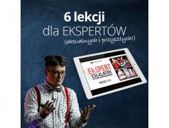 6 zaawansowanych lekcji dla Ekspertów 1.0  - zapis VOD
